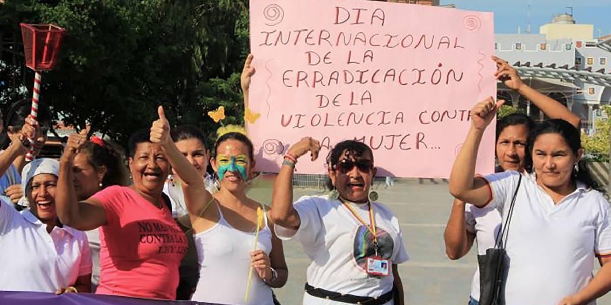 La justicia llega tarde en casos de violencia de género en Barranquilla