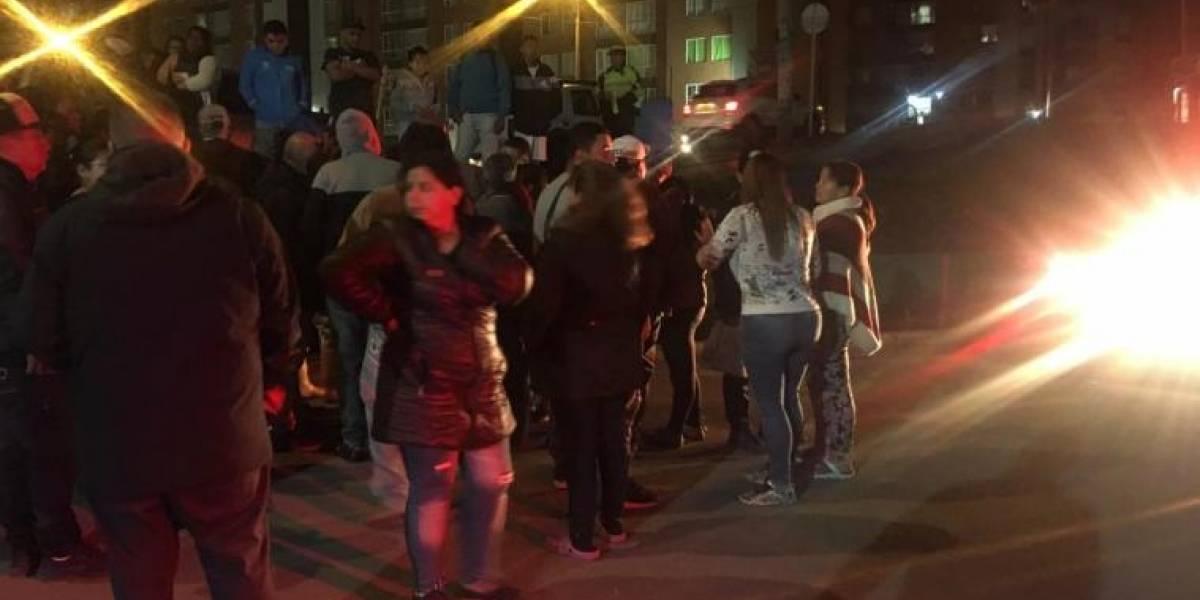 Más de 400 casas fueron afectadas por un vendaval en el sur de Bogotá