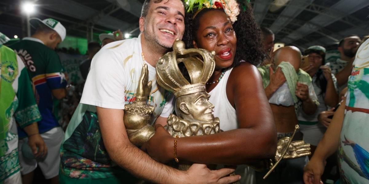 Desfile das campeãs reúne Mancha Verde e mais sete escolas de São Paulo