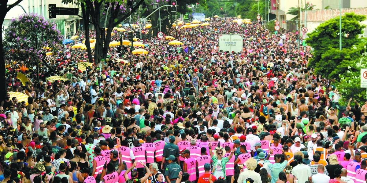 Ouvidoria apura conduta da PM em dispersão de bloco na Barra Funda