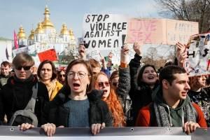 ucrania protesto feminista