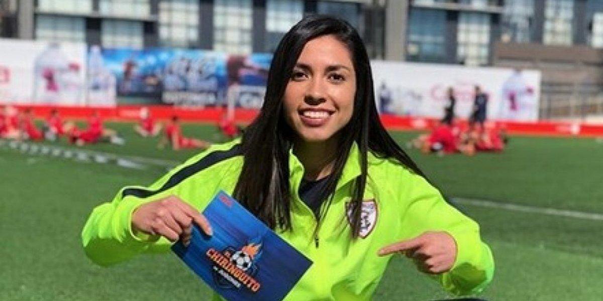 """Futbolista guatemalteca revela que de niña los padres de sus rivales le decían """"marimacho"""""""
