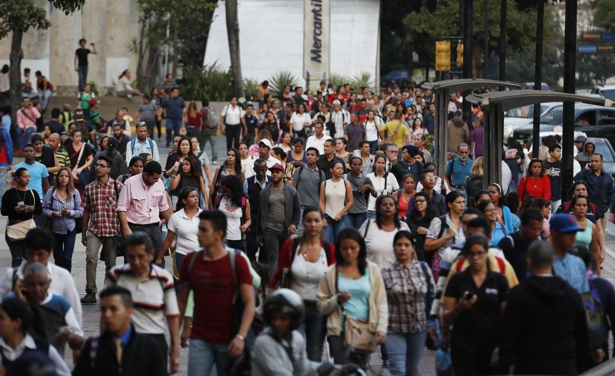 Caos en Venezuela por el apagón