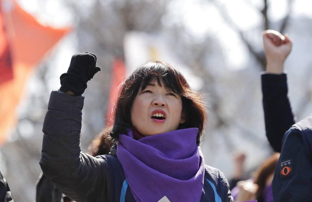 Mujeres Corea