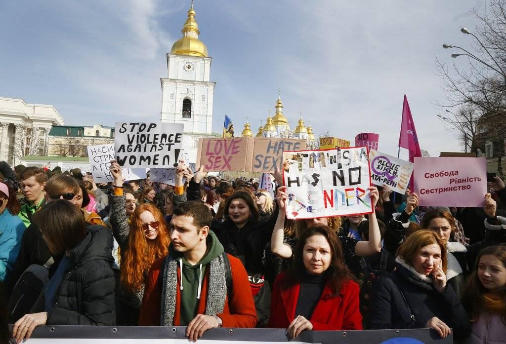 Mujeres Ucrania