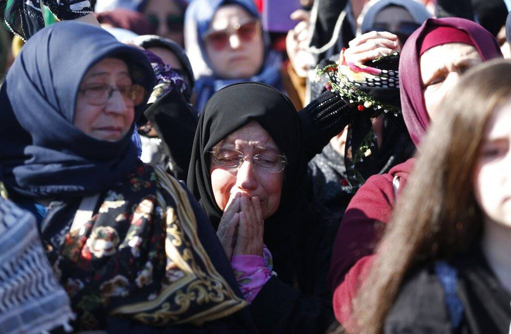 Mujeres Turquía