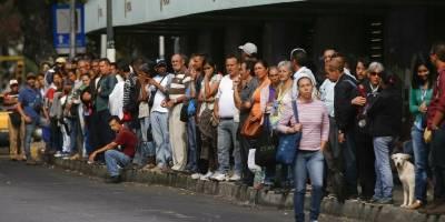 Caos en las calles de Venezuela por apagón