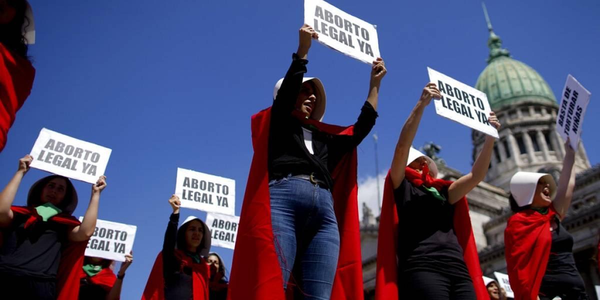 Latinoamericanas exigen buen trato, igualdad y aborto libre