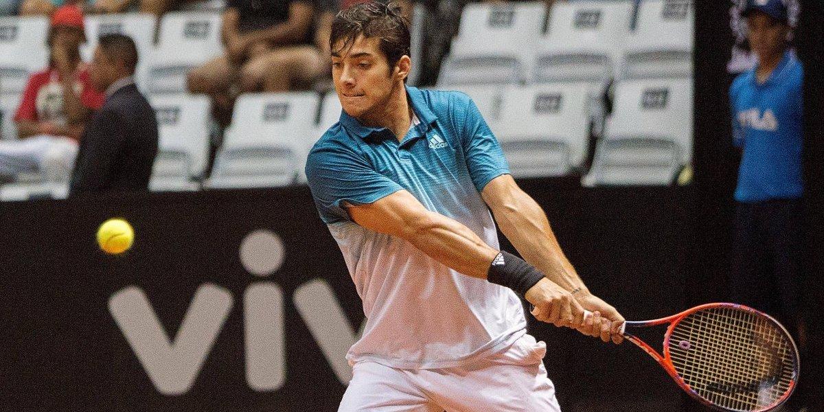 Christian Garin ya conoció al rival que tendrá en su debut en el ATP 250 de Houston