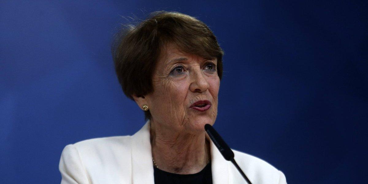 Columna de la ministra Consuelo Valdés Chadwick: #mujerescreadoras