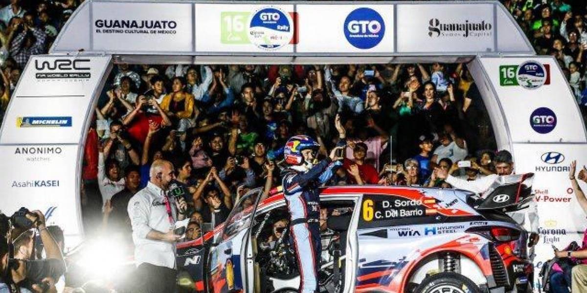 Se suspende primera prueba del Rally de Guanajuato