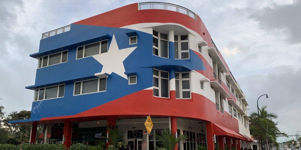 Julián peleará por la bandera de Puerto Rico