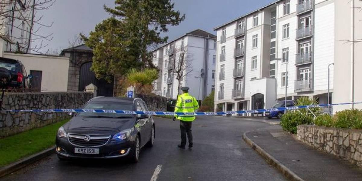 Escocés asesinó a colombiana, a su hija de quince años y después se quitó la vida