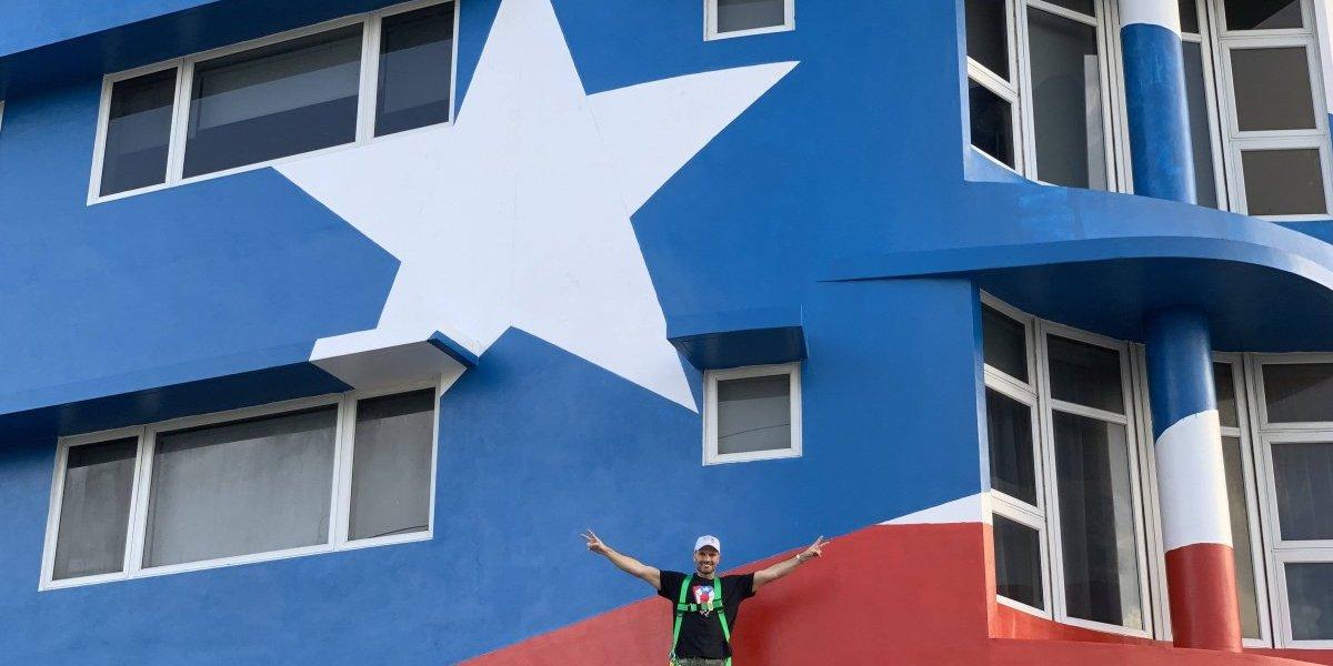 """Julián Gil asegura que """"la bandera no se va"""""""
