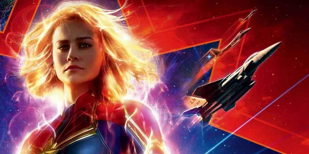 La Capitana Marvel estuvo cerca de lucir mucho más alienígena: Este era uno de sus posibles trajes