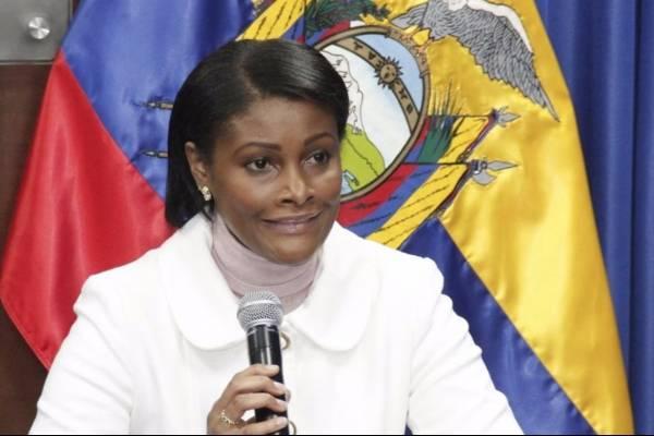 Diana Salazar es la nueva Fiscal General del Estado