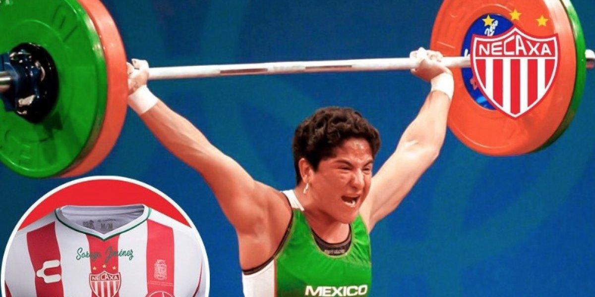 El homenaje del Necaxa para las mujeres mexicanas destacadas en el deporte