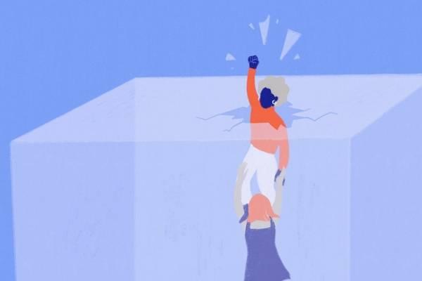 Romper el techo de cristal, el reto de las mujeres