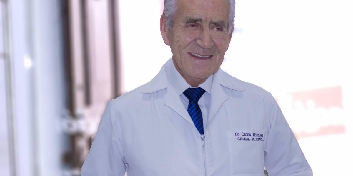 Carlos Mosquera luchará por una cirugía mayor contra la corrupción