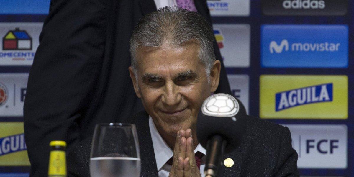 El descuido de Carlos Queiroz que perjudica sus planes para la Copa América