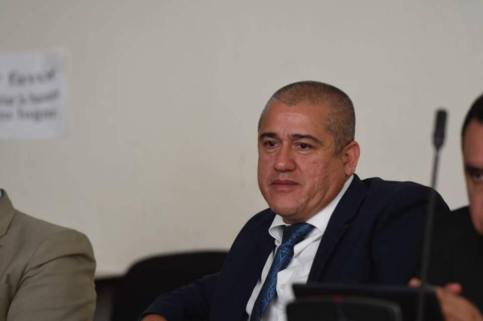 Carlos Rodas seguirá en prisión preventiva. Foto: Omar Solís