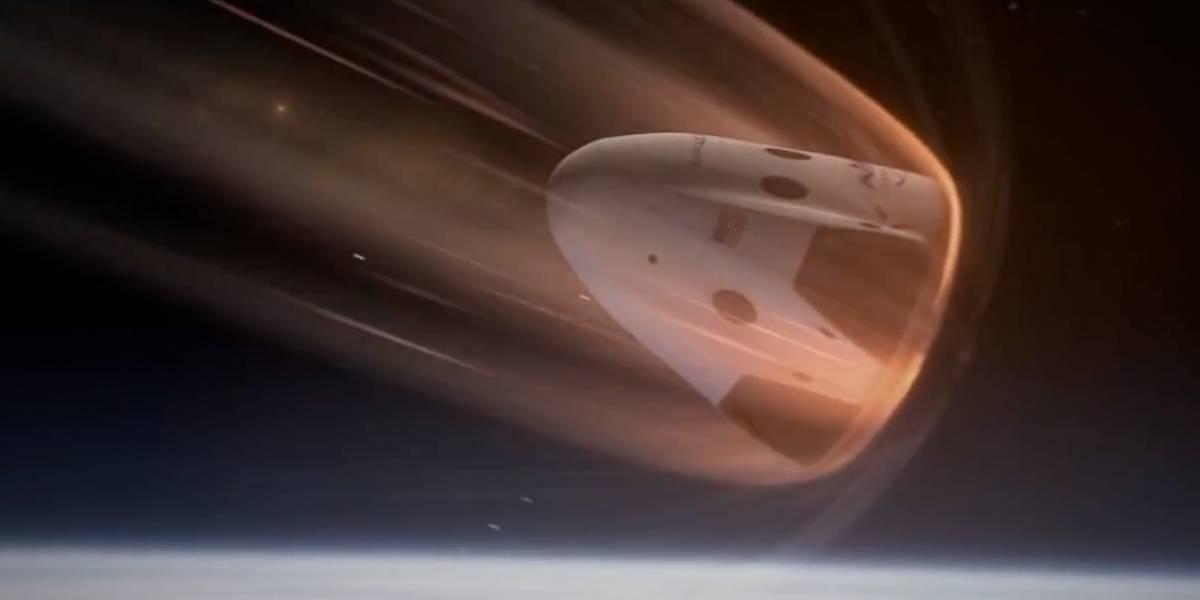 [ACTUALIZADO: OBJETIVO LOGRADO] Mira en vivo y en directo como la nave Dragon de SpaceX se desacopla y vuelve a la Tierra