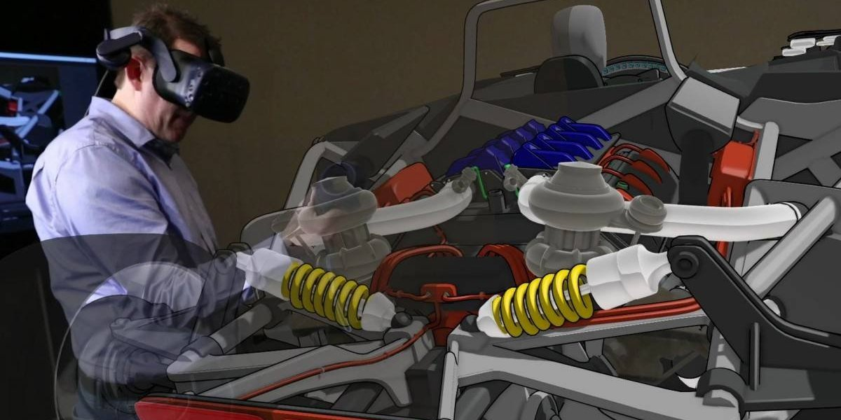 Ford aplicará realidad virtual 3D para diseñar autos