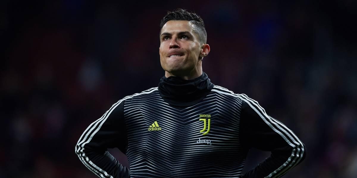Cristiano y la Juve pasaron la noche con 60 modelos tras derrota ante el Atleti