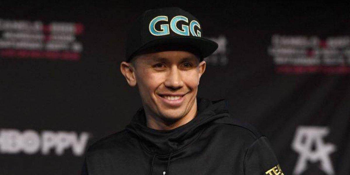 Golovkin firma contrato que aproxima tercera pelea con 'Canelo'