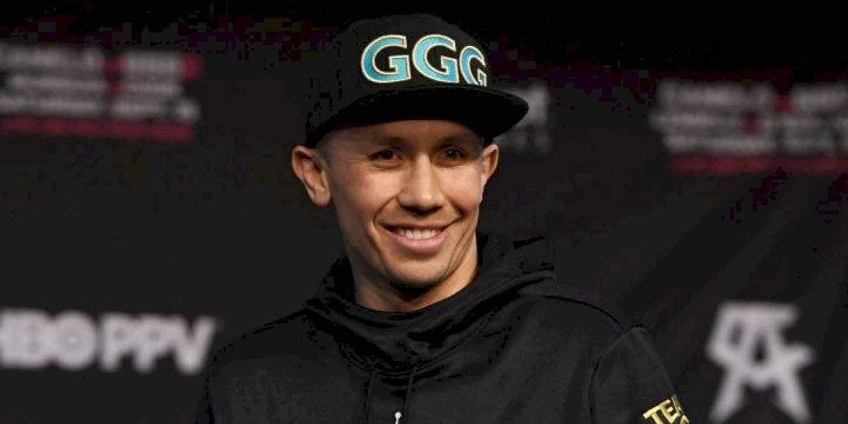 Gennady Golovkin peleará por título que despojaron al 'Canelo'
