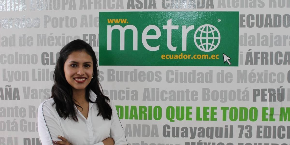 """Lesly Saabedra: """"Dejé de creer en la política antigua y comencé a actuar"""""""