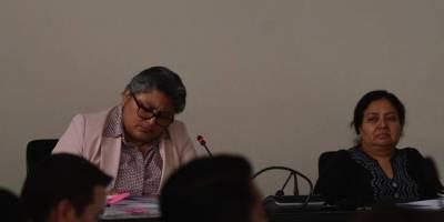 Jueza Magda Pérez confirmó la prisión preventiva a Carlos Rodas.
