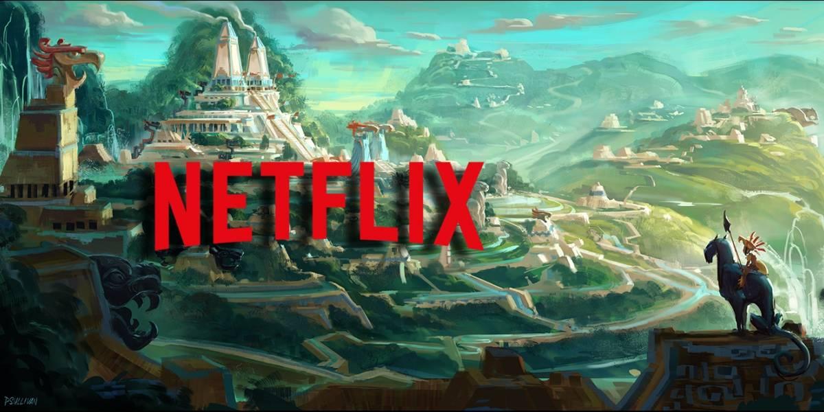 Netflix producirá una serie animada sobre los Mayas para el 2021
