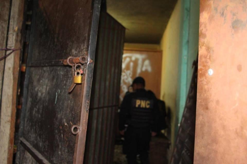 PNC realiza allanamientos por trata de personas. Foto: PNC