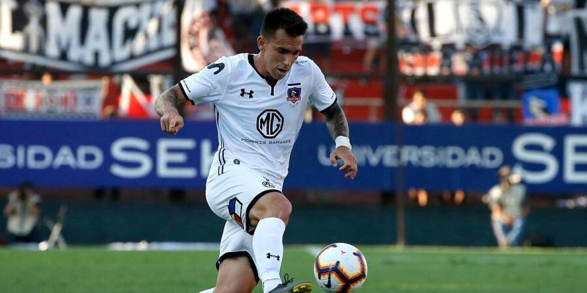 Paredes no viaja a El Salvador y Mouche es baja de última hora en Colo Colo para el partido ante Cobresal