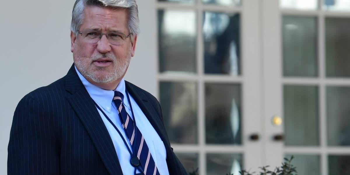 Renuncia el director de comunicaciones de Casa Blanca
