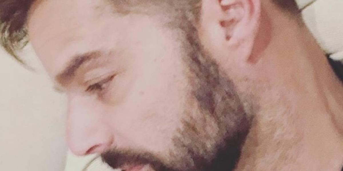 Las fotos que prueban que Ricky Martin con barba es lo más sexy que verás en Internet