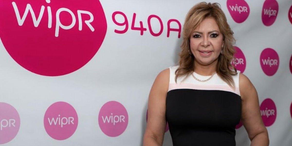 Evelyn Vázquez Nieves llega a la radio
