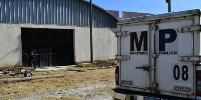 Allanamiento en empresa eléctrica de Quetzaltenango