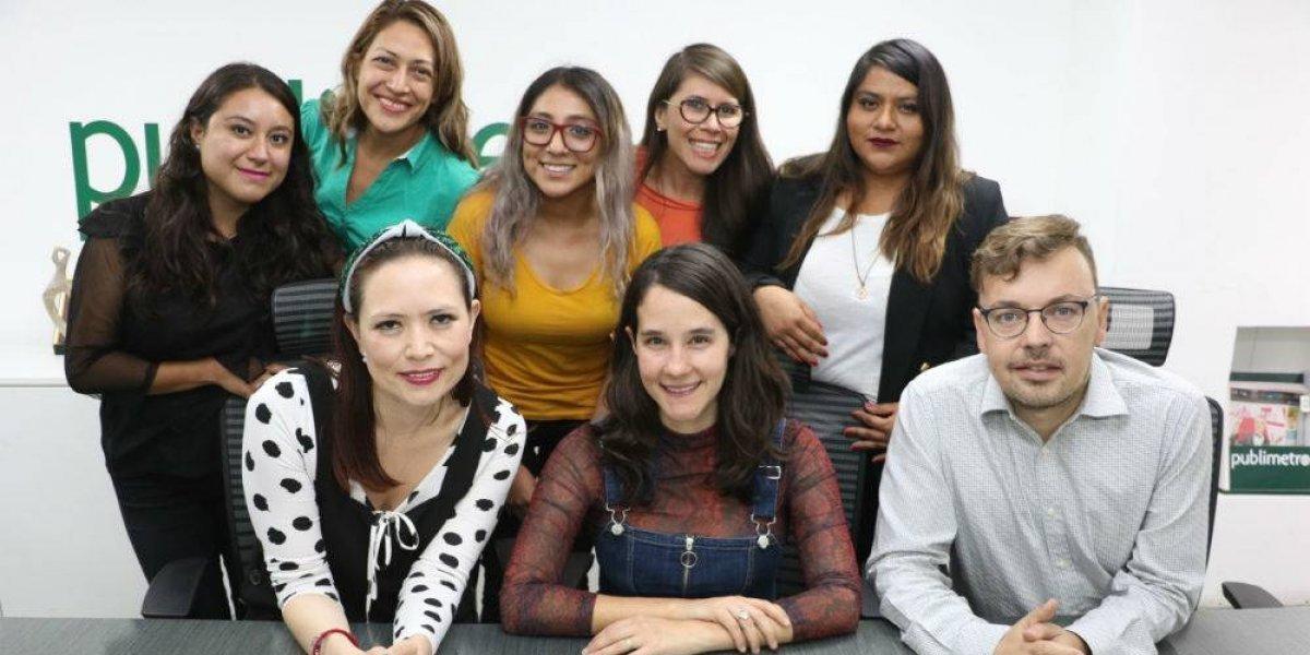 Mujeres deben alzar la voz: Ximena Sariñana