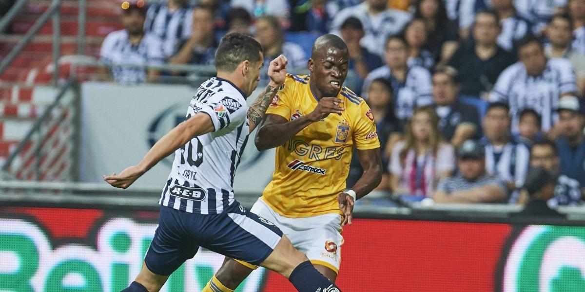 Monterrey y Tigres reparten puntos en la edición 118 del Clásico Regio