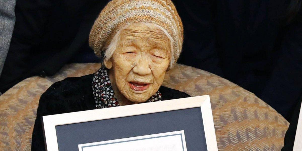 Una japonesa de 116 años es la persona más vieja del mundo