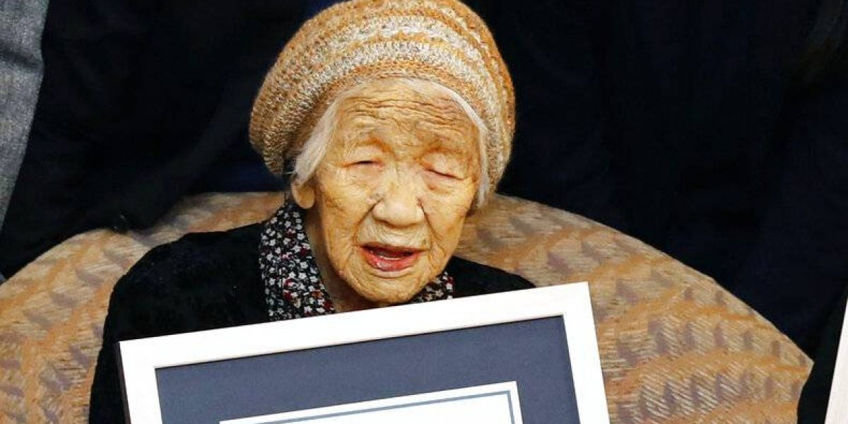 Esta es la persona más longeva del mundo