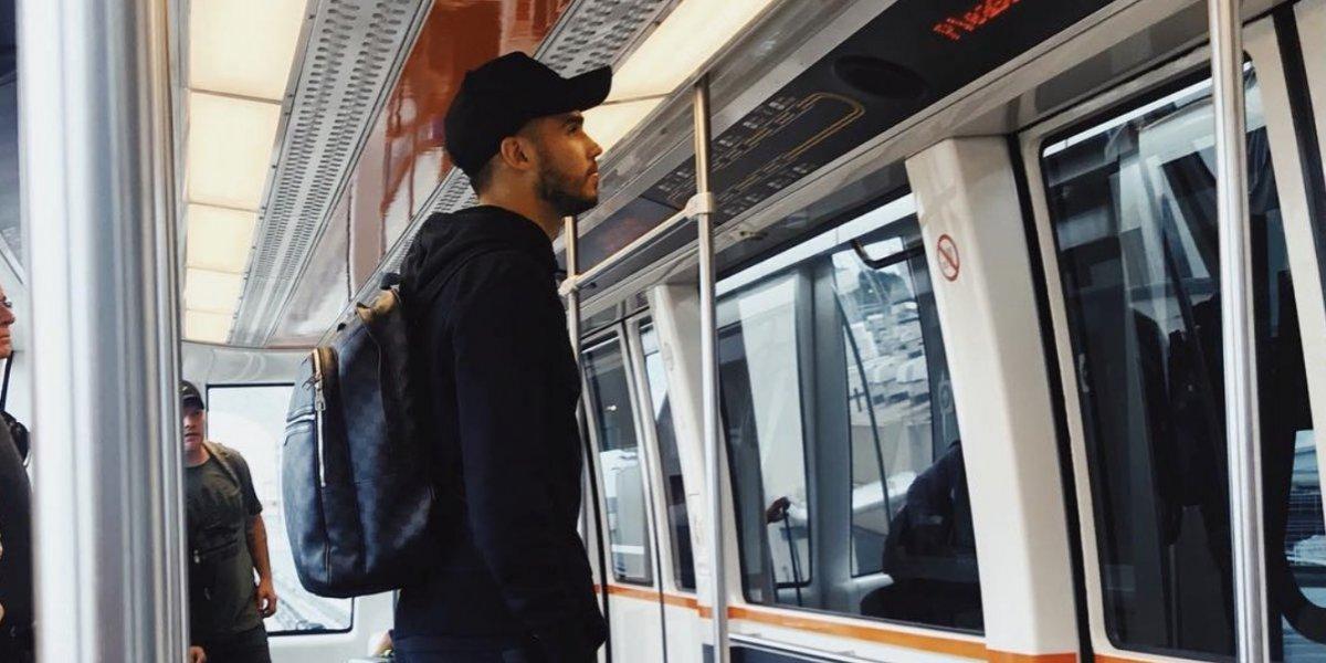 Aquí en Madrid nadie me conoce y puedo subirme al metro: Diego Reyes