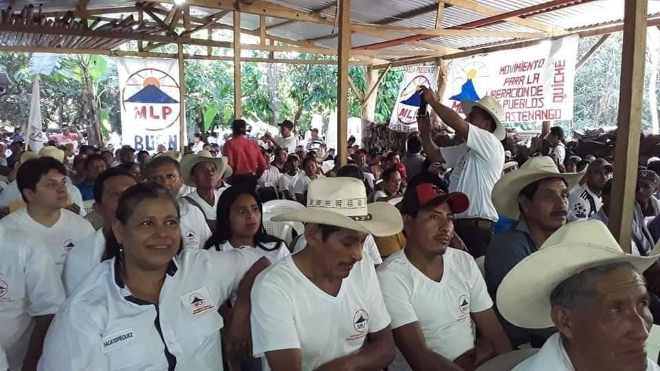 Asamblea nacional de MLP. Foto: MLP