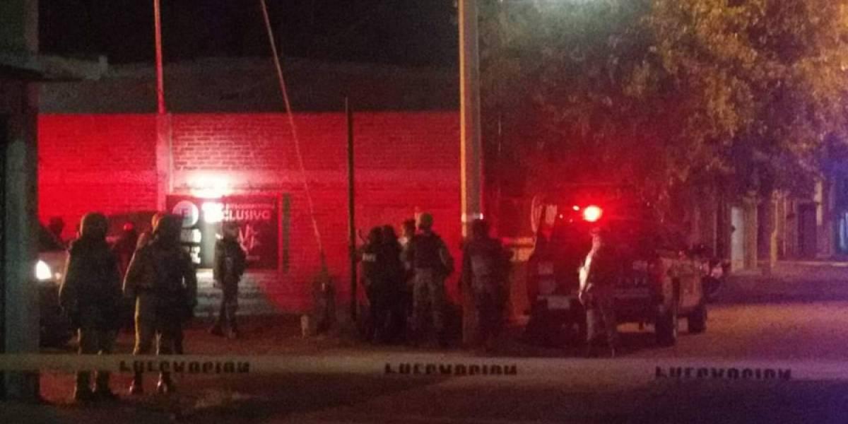 Ataque en club nocturno en Guanajuato deja 15 muertos