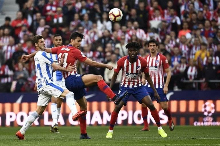 Atlético de Madrid vs Leganés, la Liga 2019