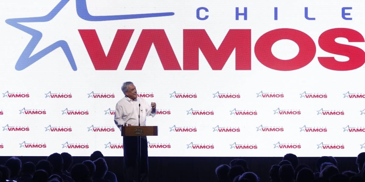 """""""Nos dieron una misión a cumplir"""": Piñera y Chile Vamos celebran el primer año de su segundo Gobierno"""
