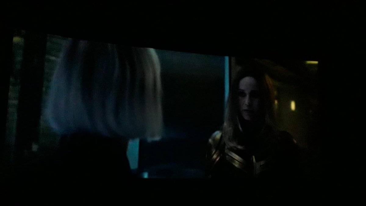 Avengers y Capitana Marvel