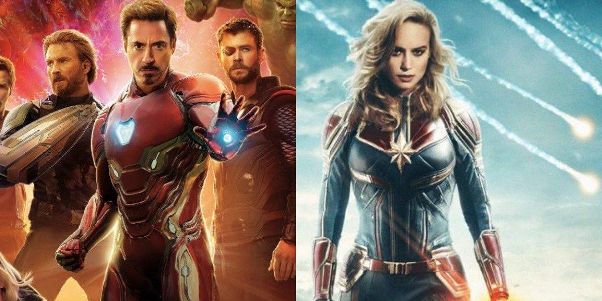 Avengers Endgame: Así fue el encuentro de Capitana Marvel con los Avengers